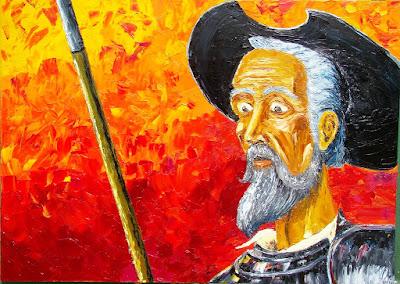 Sospecho que Cervantes tenía un oído infatigable, por Harold Bloom