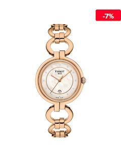 Ceas femei auriu elegant Tissot T0942103311601