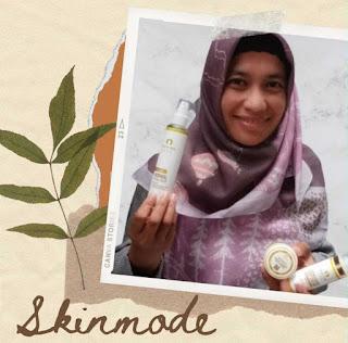 skinmode untuk perawatan kulit sehatku