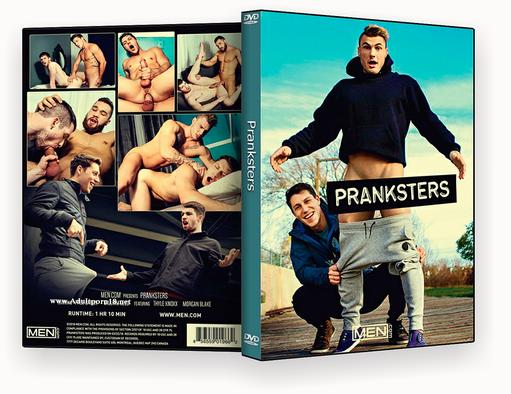 DVD – Pranksters xxx – ISO