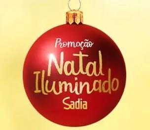 Natal Iluminado Sadia Prêmios 100 Mil Reais