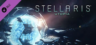 Stellaris Utopia (PC) 2017