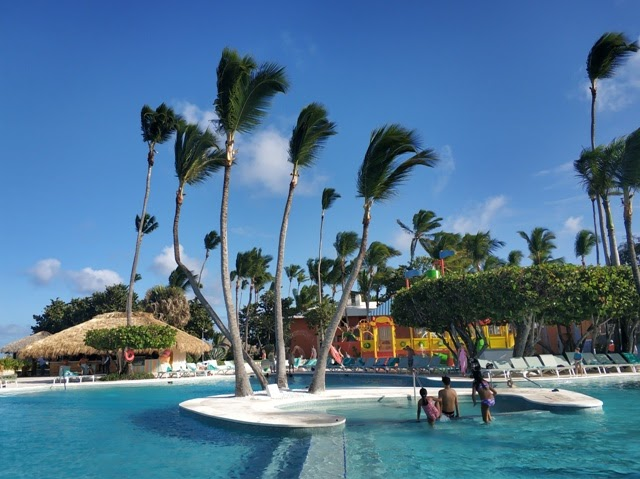 Piscina del Iberostar Selection Bavaro