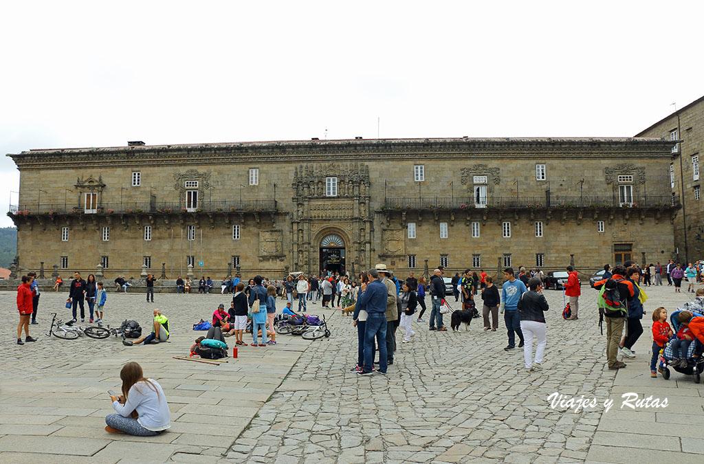 Hostal de los Reyes Católicos, Santiago de Compostela
