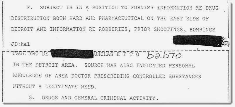Informant America: April 2015