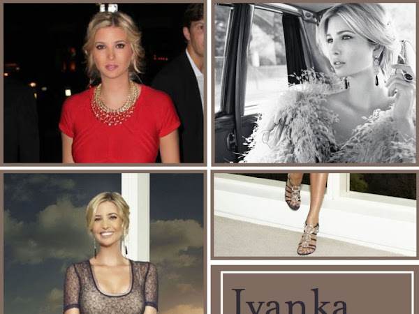 Style to Steal: Ivanka Trump