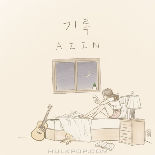 Azin – 기록 – Single