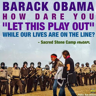Little Victories in Dystopia  Standing%2Brock-Obama%2Bcoward