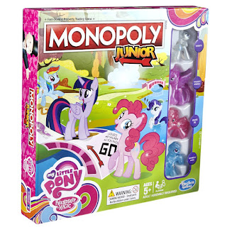 MLP Monopoly Junior by Hasbro Gaming