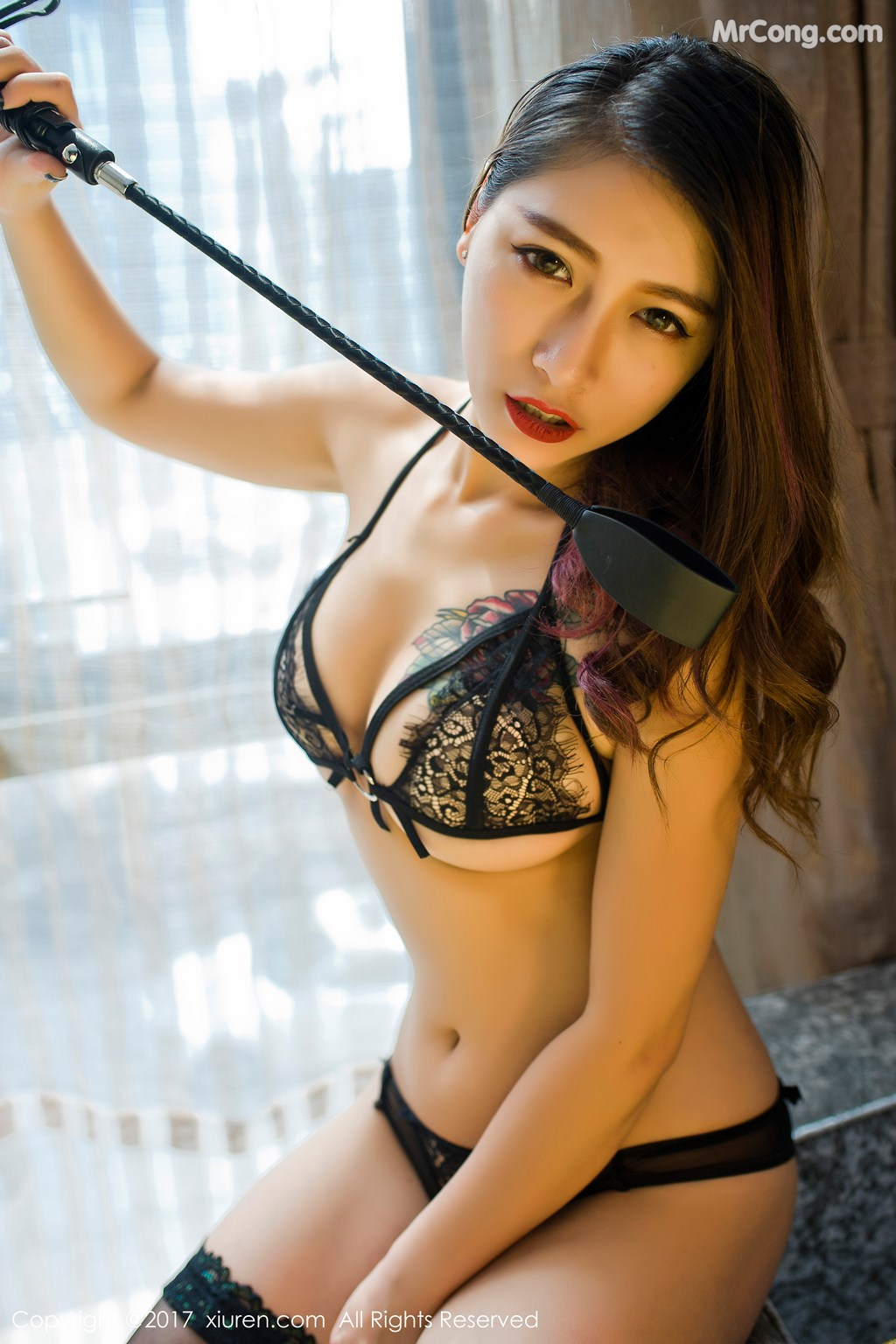 Image XIUREN-No.812-Du-Hua-Hua-MrCong.com-012 in post XIUREN No.812: Người mẫu Du Hua Hua (杜花花) (48 ảnh)