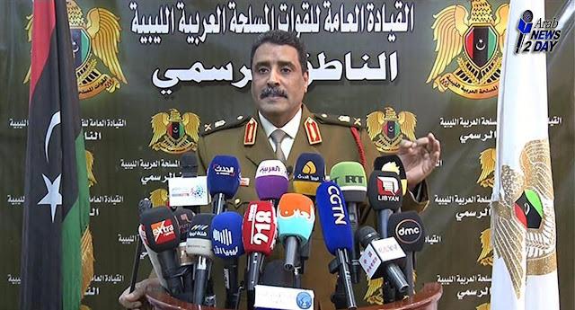 الجيش الوطني الليبي: عملية تحرير سرت كانت سريعة وخاطفة