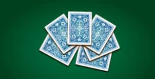 Welcome to our card game quiz! Before we dive into a match against the dealer, we're going to be testing your knowledge of the game. Click on 'Next' to begin the challenge.