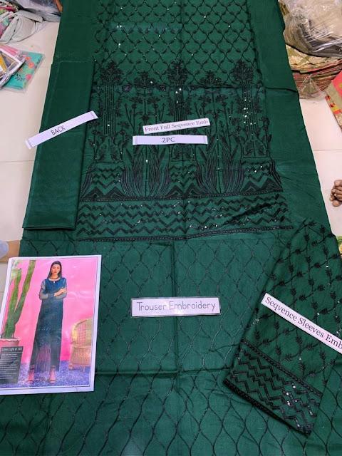 Pakistani dress wholesale in Pakistan