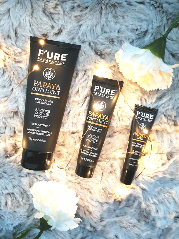 P'Ure Papaya Care Review