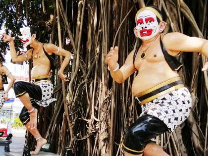 Ikon Kebanggan Indonesia : Belajar Arti Pengabdian dari Para Punakawan di Kampung Butuh, Sidowarno, Klaten
