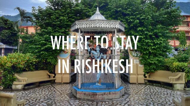 Ashram to stay in Rishikesh