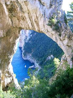 Italia; Italy; Italie; Campania; Capri; Isla; Isola; Arco Naturale