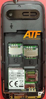 ITEL IT5025 FLASH FILE SC6531E FREE