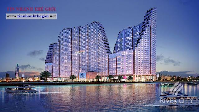Mở bán dự án căn hộ River City dự án căn hộ đẳng cấp số 1 Sài Gòn