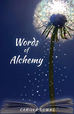 Special Guest Post  by Camilla Downs, Author of Words of Alchemy