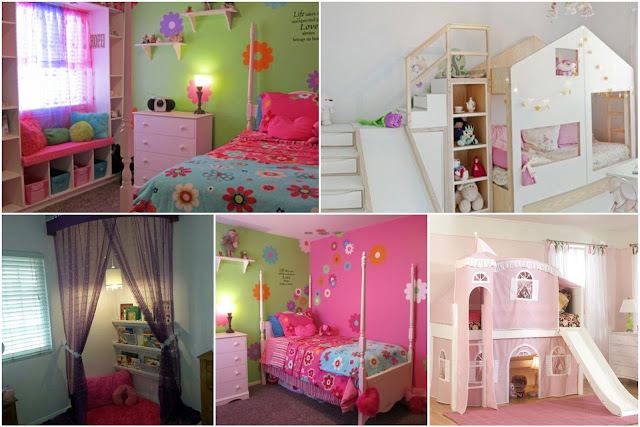 Latest Distinctive Kids Room Designs 2018