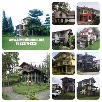 Sewa Villa Untuk 30 Orang Lebih Di Lembang ( Ragam Model dan Tipe )