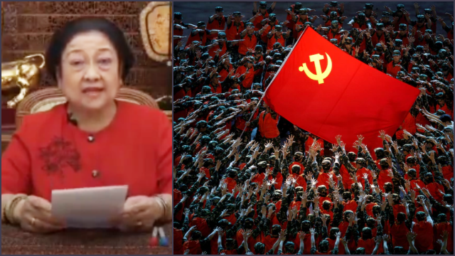 Megawati Ucapkan Dirgahayu Partai Komunis China, Semoga Persahabatan dengan RI Abadi Selamanya