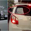 Jangan Lagi Menempel Stiker Keluarga di Kaca Belakang Mobil, 5 Bahaya ini Diam-diam Mengintai Keluarga!