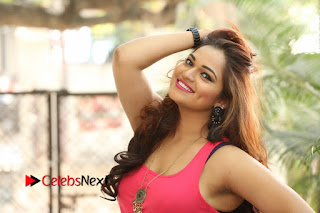 Tollywood Actress Ashwini Latest Stills in Ripped Jeans  0171.JPG