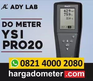 Harga DO Meter YSI Murah - 0812 2445 1004 | Jual DO Meter untuk Kolam Ikan, Industri, Filter Air Minum