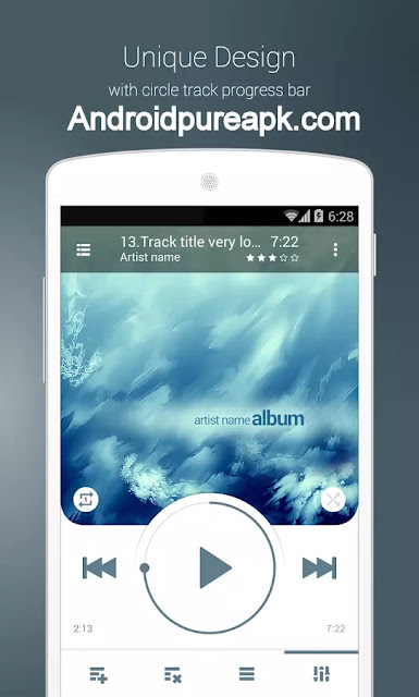 NRG music player Apk Full Download Unlocked