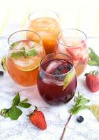 Homemade Healthy Fruit Soda