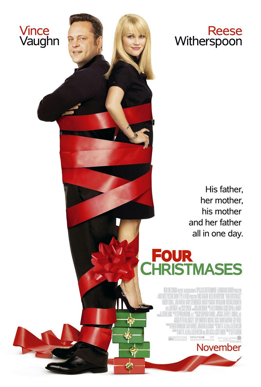 Four Christmases (2008) ταινιες online seires oipeirates greek subs