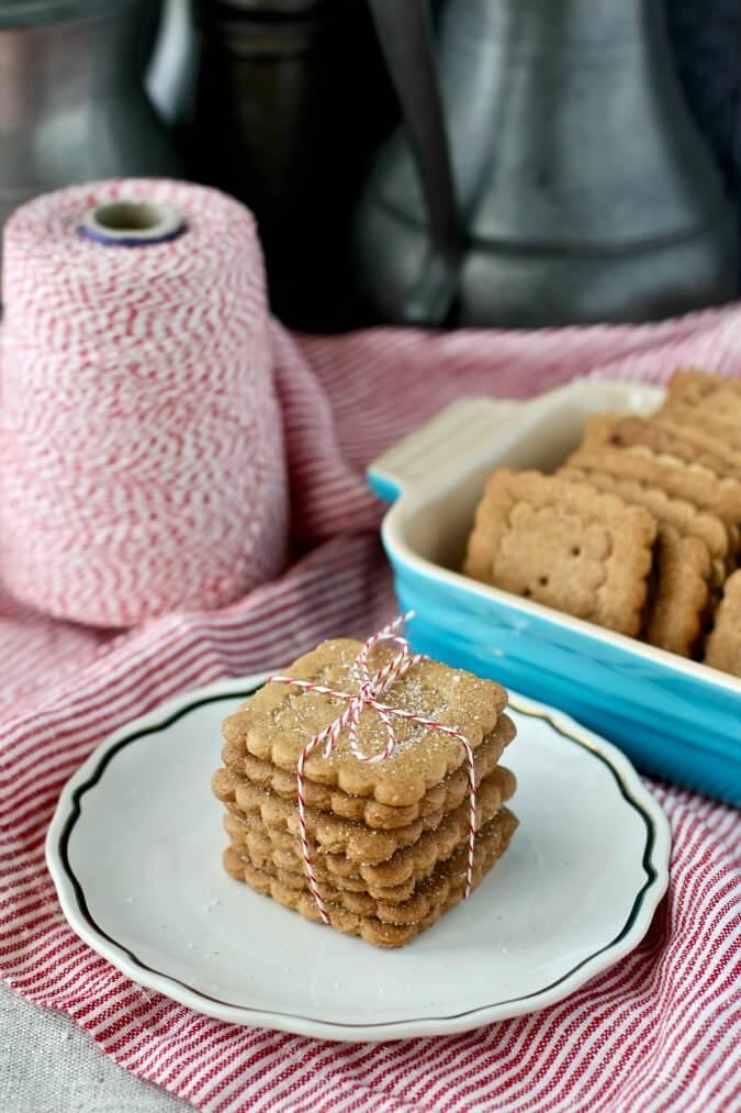 Speculoos (Belgian Spice Cookies)