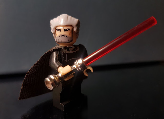 Count Dooku Clone Wars Star Wars