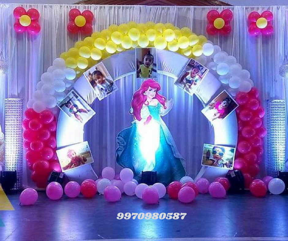 Best Birthday Party Planner Birthday Decorator September 2018