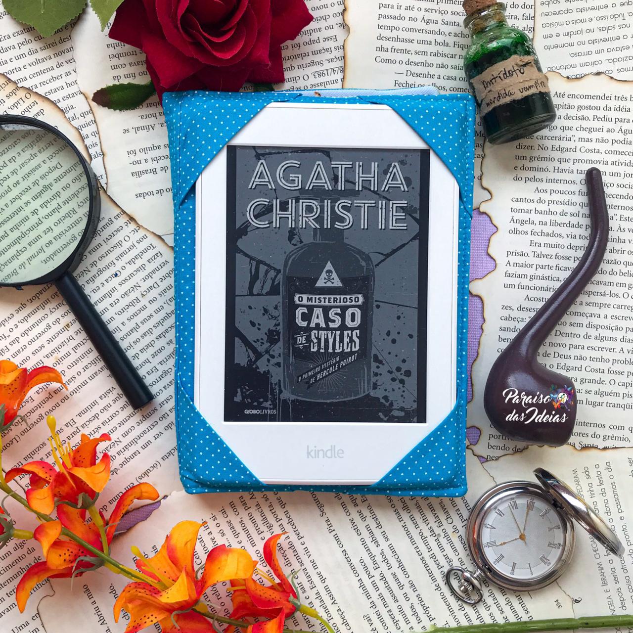 O Misterioso Caso de Styles #01 || Agatha Cristie