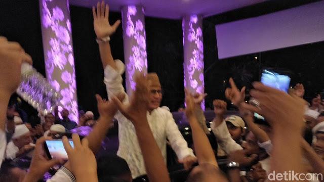 Forjas Siap Kerahkan Habaib Gerilya Menangkan Prabowo-Sandi