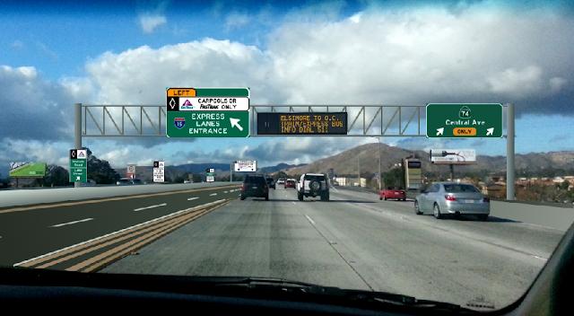 Informações fora de Las Vegas