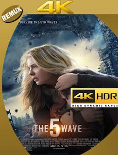La Quinta Ola (The 5th Wave) (2016) 4K REMUX 2160p UHD [HDR] Latino [GoogleDrive]