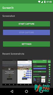 Screeni Screenshot App Unlocked APK