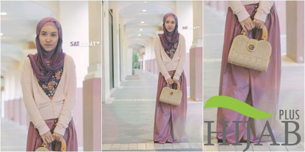Lebih Percaya Diri Dengan Fashion Hijab Mahasiswi Berikut Ini