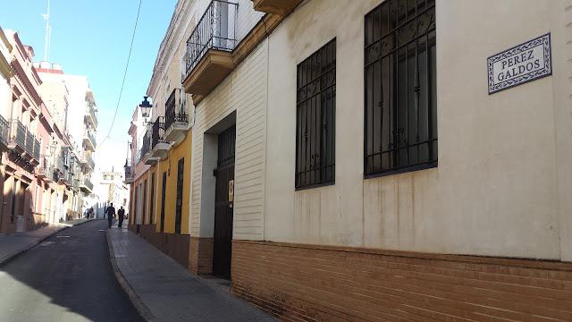 Obras de canalización en el centro de Alcalá de Guadaíra