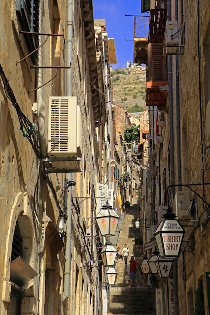 Buy Wall Art of Dubrovnik Side Street