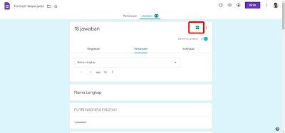 export google form
