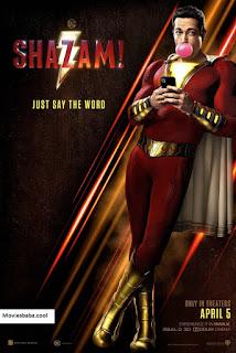 Shazam! (2019) Full Movie Dual Audio Hindi HDRip HQ 480p