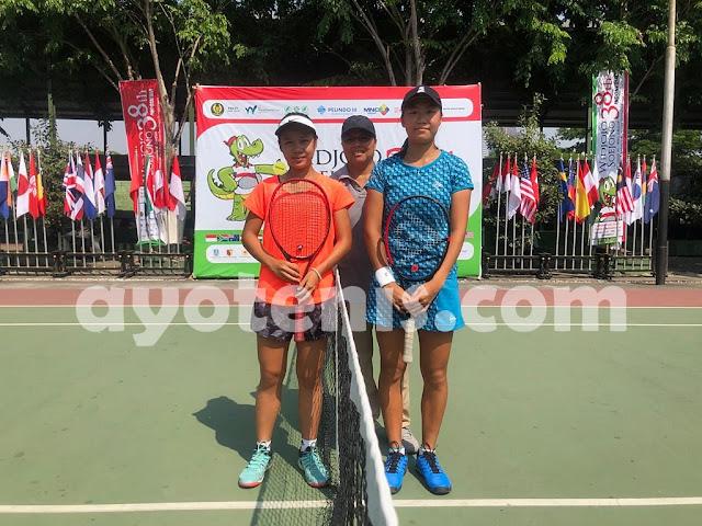 Widjojo Soejono 38: Menangi All Indonesian Final, Janice Tjen Sabet Gelar Juara