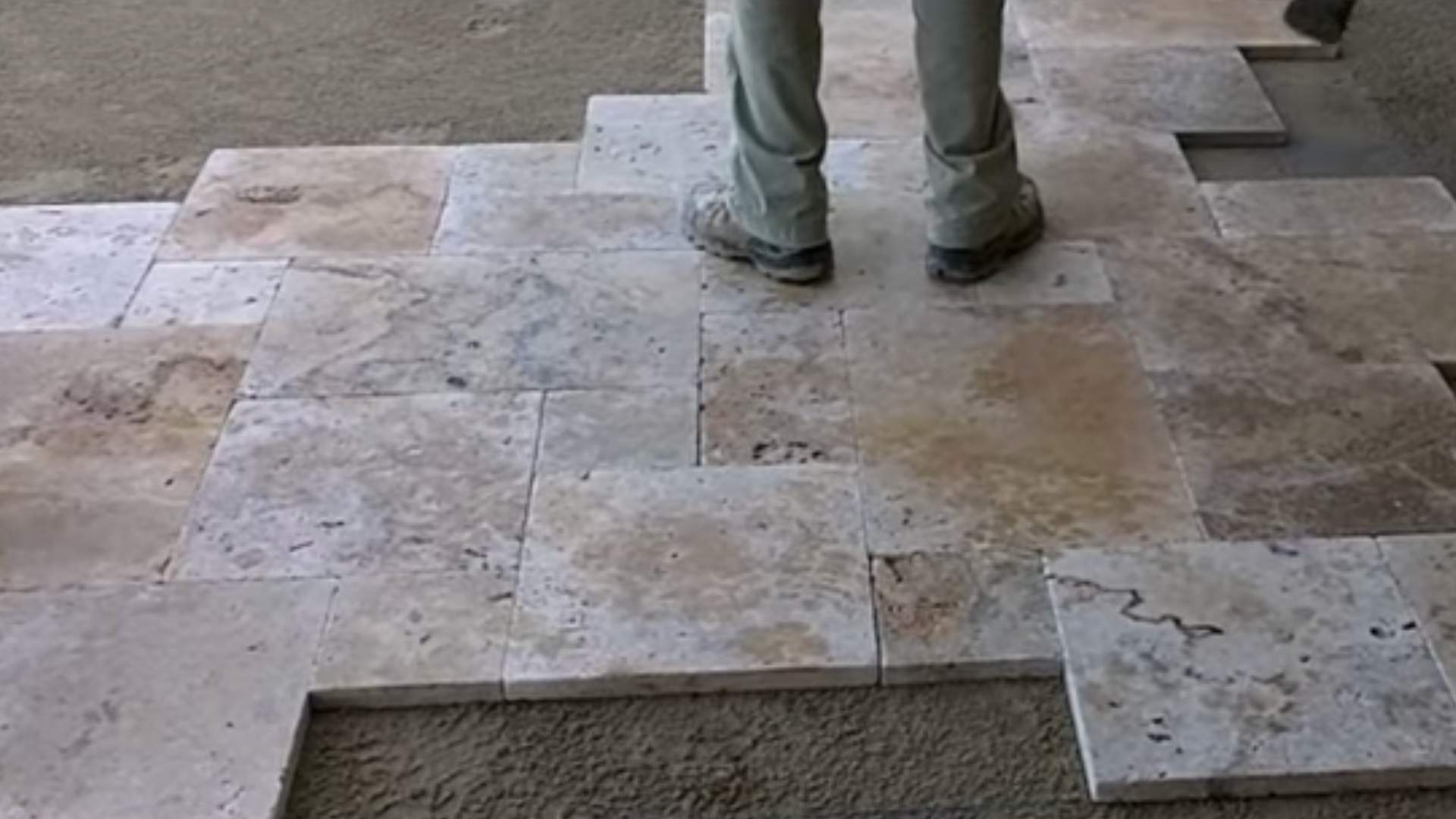 tips on laying tiles