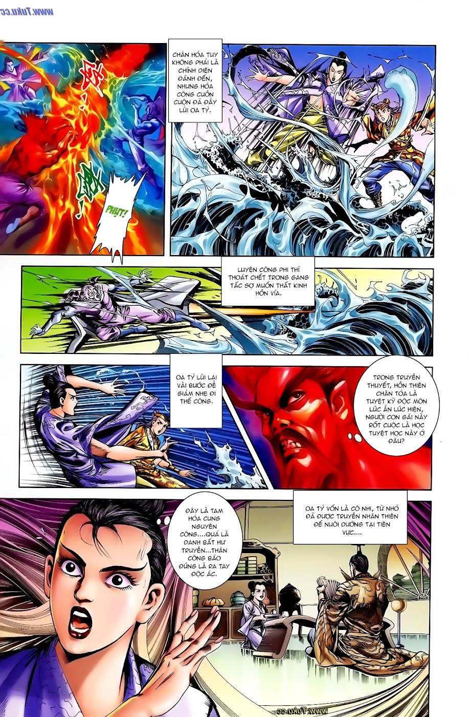 Cơ Phát Khai Chu Bản chapter 106 trang 3