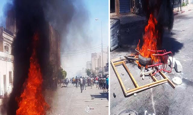 Protestations et sit-in d'Al-Kamour : La situation dégénère à Tataouine